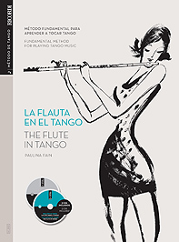 THE FLUTE IN TANGO + CD