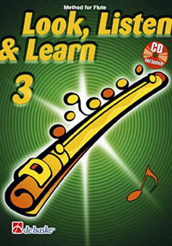 LOOK, LISTEN & LEARN Book 3 + CD