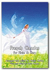 FRENCH CLASSICS for Flute and Harp