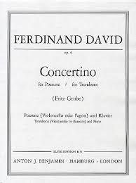 CONCERTINO in Eb Op.4