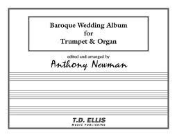 BAROQUE WEDDING ALBUM