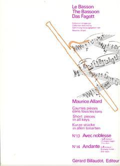 SHORT PIECES IN ALL KEYS 9 & 10: Allegro (E) & Recitatif