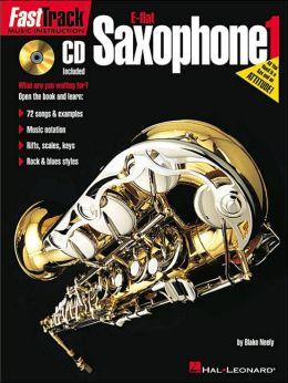 FAST TRACK alto sax 1 + CD
