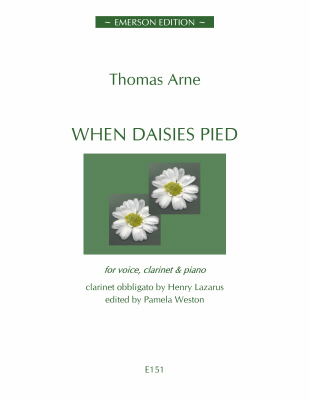 WHEN DAISIES PIED