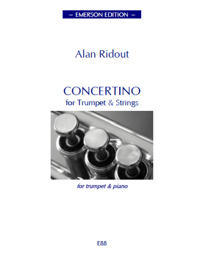 CONCERTINO FOR TRUMPET