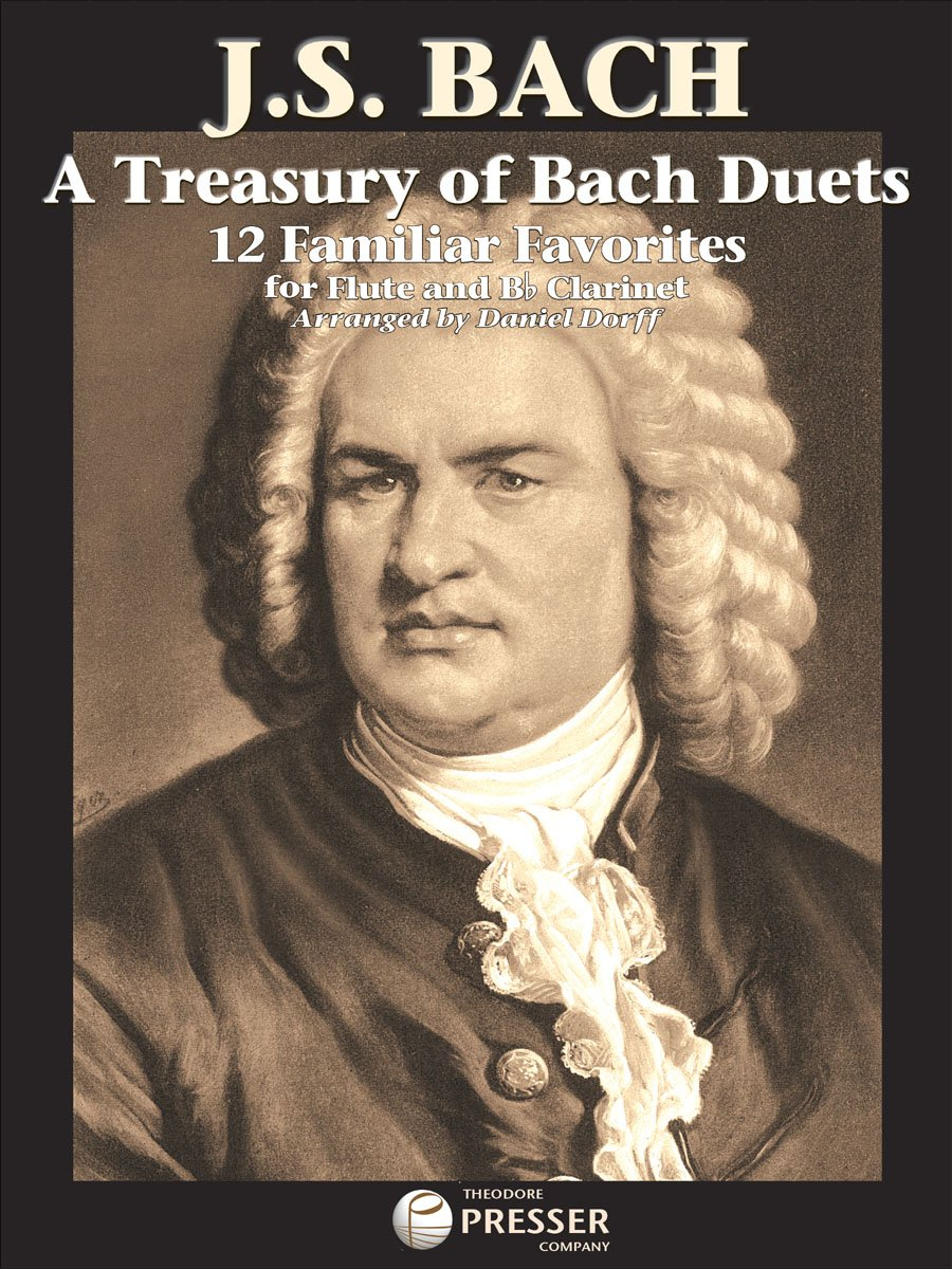 A TREASURY OF BACH DUETS