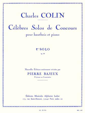 1st SOLO Op.33