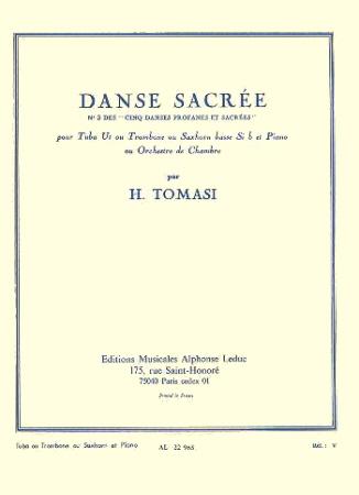 DANSE SACREE
