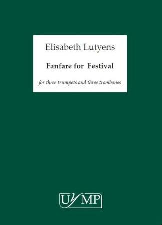 FANFARE FOR A FESTIVAL (set of parts)