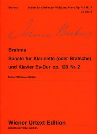 SONATA in Eb major Op.120 No.2 (Wiener Urtext)