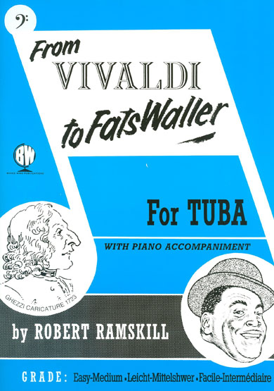 FROM VIVALDI TO FATS WALLER (bass clef)