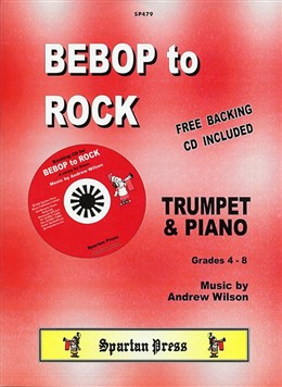 BEBOP TO ROCK + CD