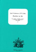 PARTITA in Bb major set of parts