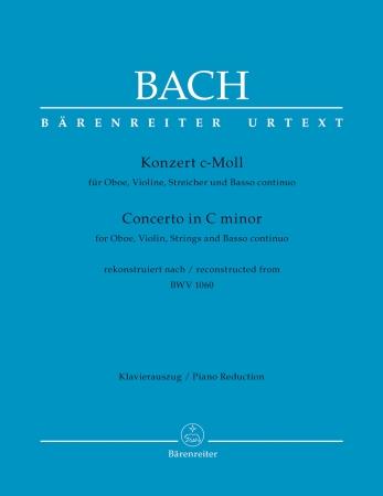 CONCERTO in C minor BWV1060