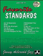 FAVOURITE STANDARDS Volume 22 + CD