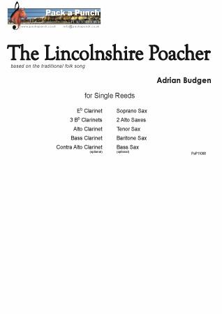 THE LINCOLNSHIRE POACHER (score & parts)