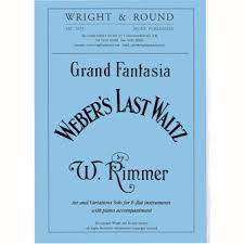 WEBER'S LAST WALTZ