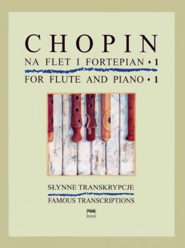 CHOPIN for Flute and Piano Book 1