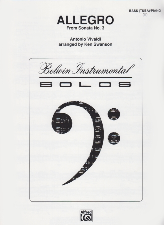 ALLEGRO from Sonata No.3