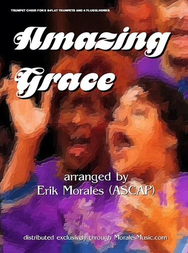 AMAZING GRACE score & parts