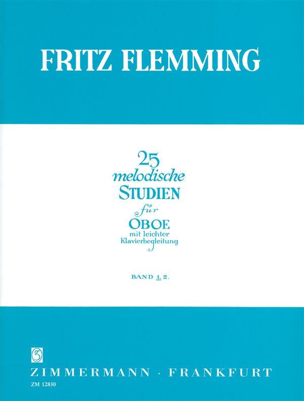 25 MELODIC STUDIES Volume 2