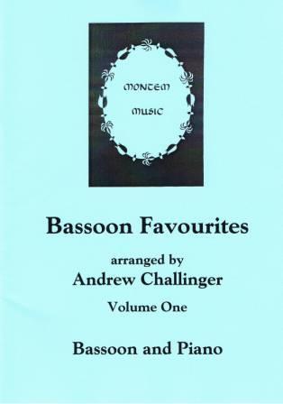 BASSOON FAVOURITES Volume 1