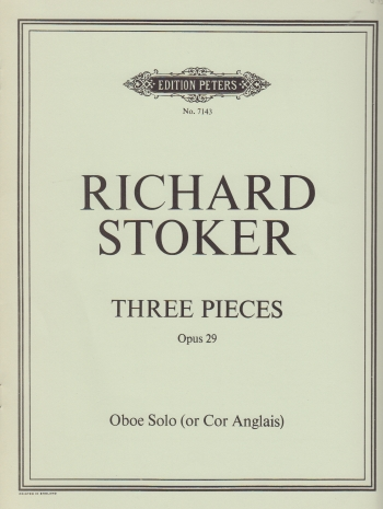 THREE PIECES Op.29