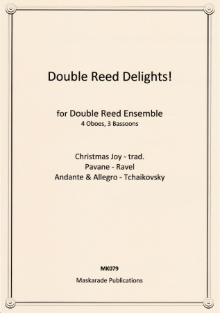 DOUBLE REED DELIGHTS (score & parts)
