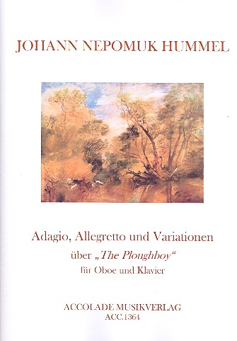ADAGIO, ALLEGRETTO AND VARIATIONS on The Ploughboy