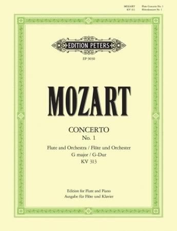 CONCERTO No.1 in G major K313 + CD