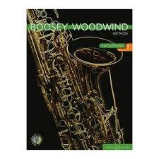 BOOSEY WOODWIND METHOD Book 1 + CD