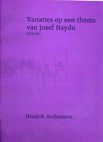 VARIATIONS on a Theme of Joseph Haydn (1968)