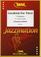GERSHWIN FOR THREE (score & parts)