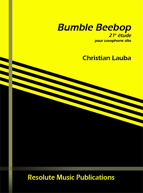 BUMBLE BEEBOP Etude No.21