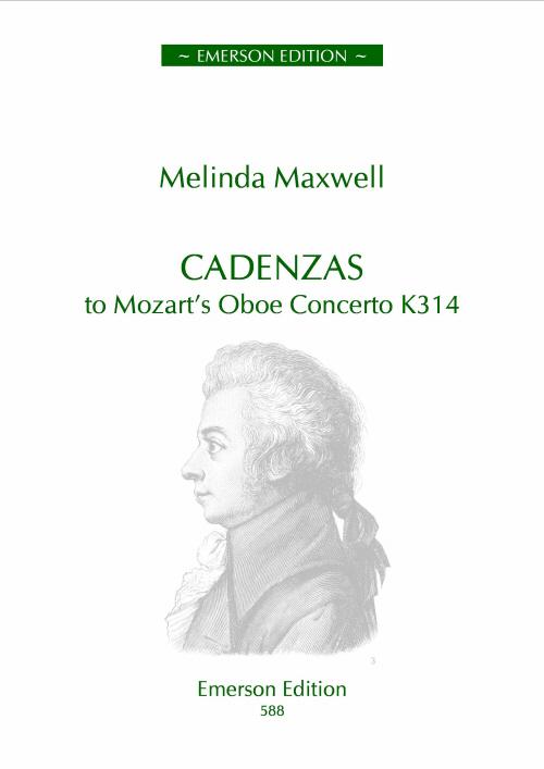 CADENZAS to Mozart's Oboe Concerto K314