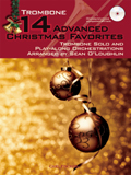 14 ADVANCED CHRISTMAS FAVOURITES for trombone + CD