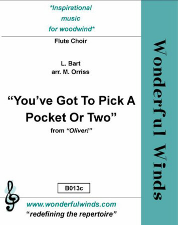 YOU'VE GOT TO PICK A POCKET OR TWO from Oliver