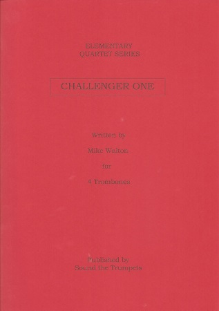 CHALLENGER ONE (score & parts)