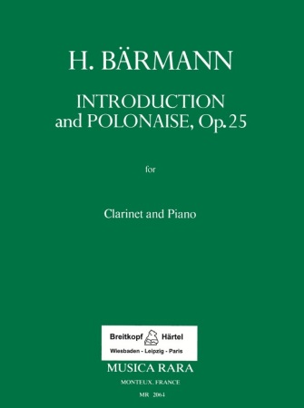 INTRODUCTION AND POLONAISE Op.25