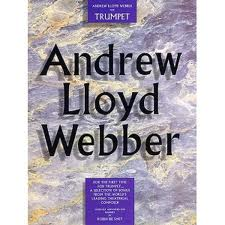 ANDREW LLOYD WEBBER for Trumpet (with chord symbols)