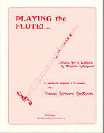 PLAYING THE FLUTE Book 1
