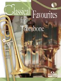 CLASSICAL FAVOURITES for Trombone +CD
