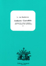 ANDANTE CANTABILE from Quintet Op.16