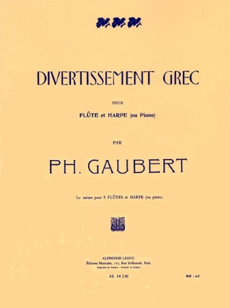 DIVERTISSEMENT GREC