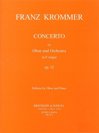 CONCERTO Op.52 in F major
