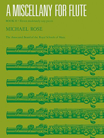 A MISCELLANY FOR FLUTE Book 2