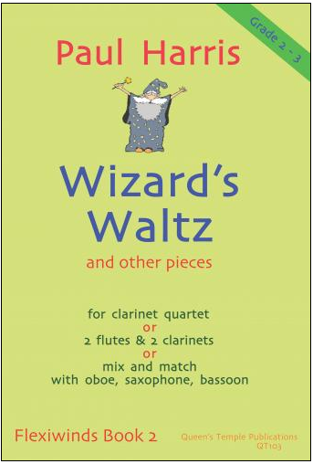 WIZARD'S WALTZ and other pieces