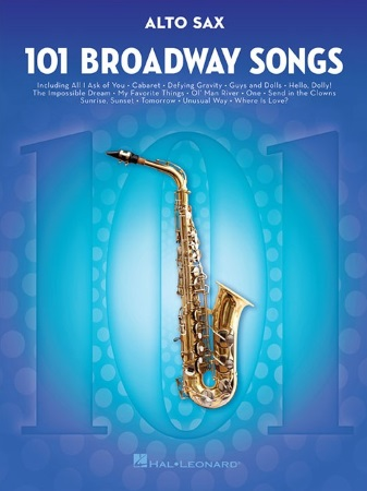 101 BROADWAY SONGS
