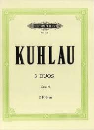 THREE DUETS Op.10