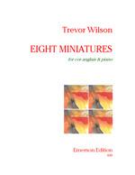 EIGHT MINIATURES